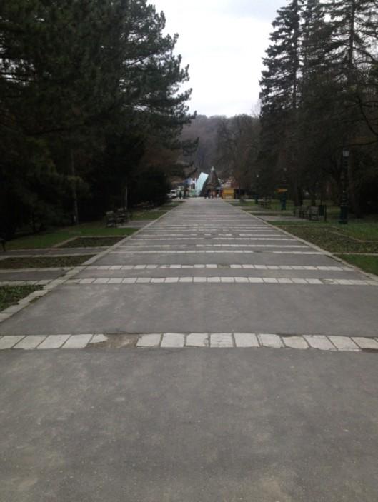 Miskolc-Tapolca is calm...